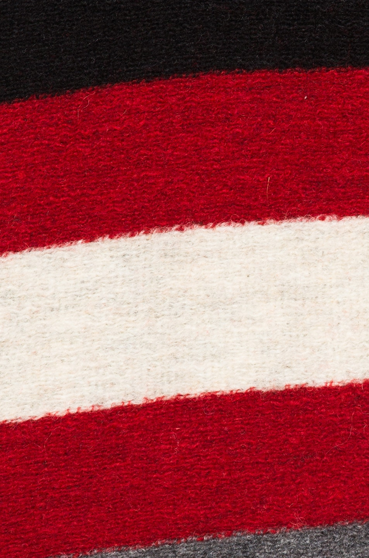 Image 7 of Isabel Marant Etoile Fimo Blanket Coat in Red