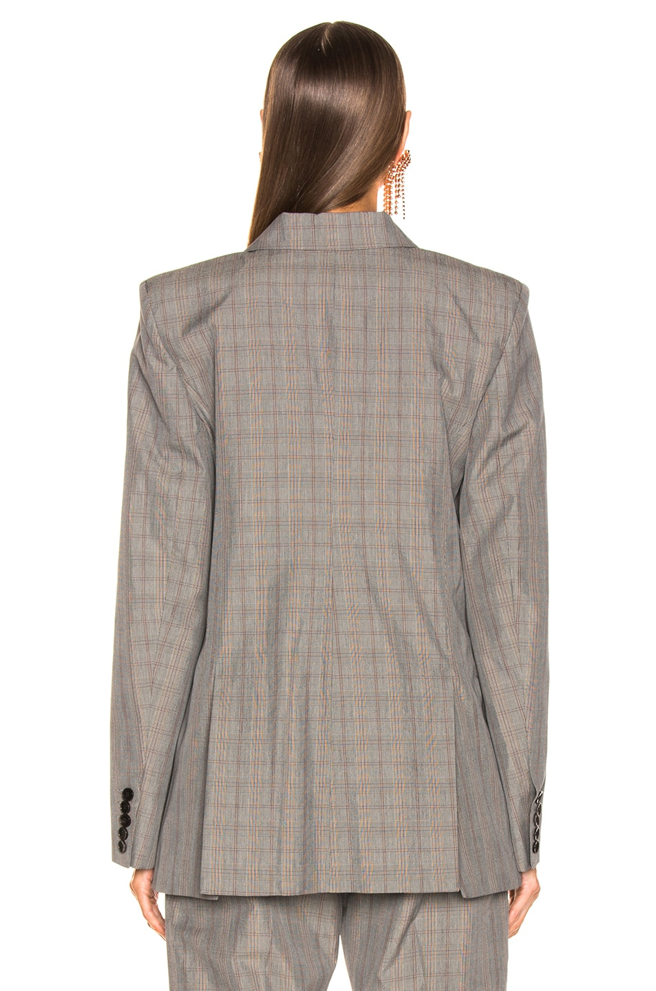 Image 4 of Isabel Marant Etoile Iliane Blazer in Grey