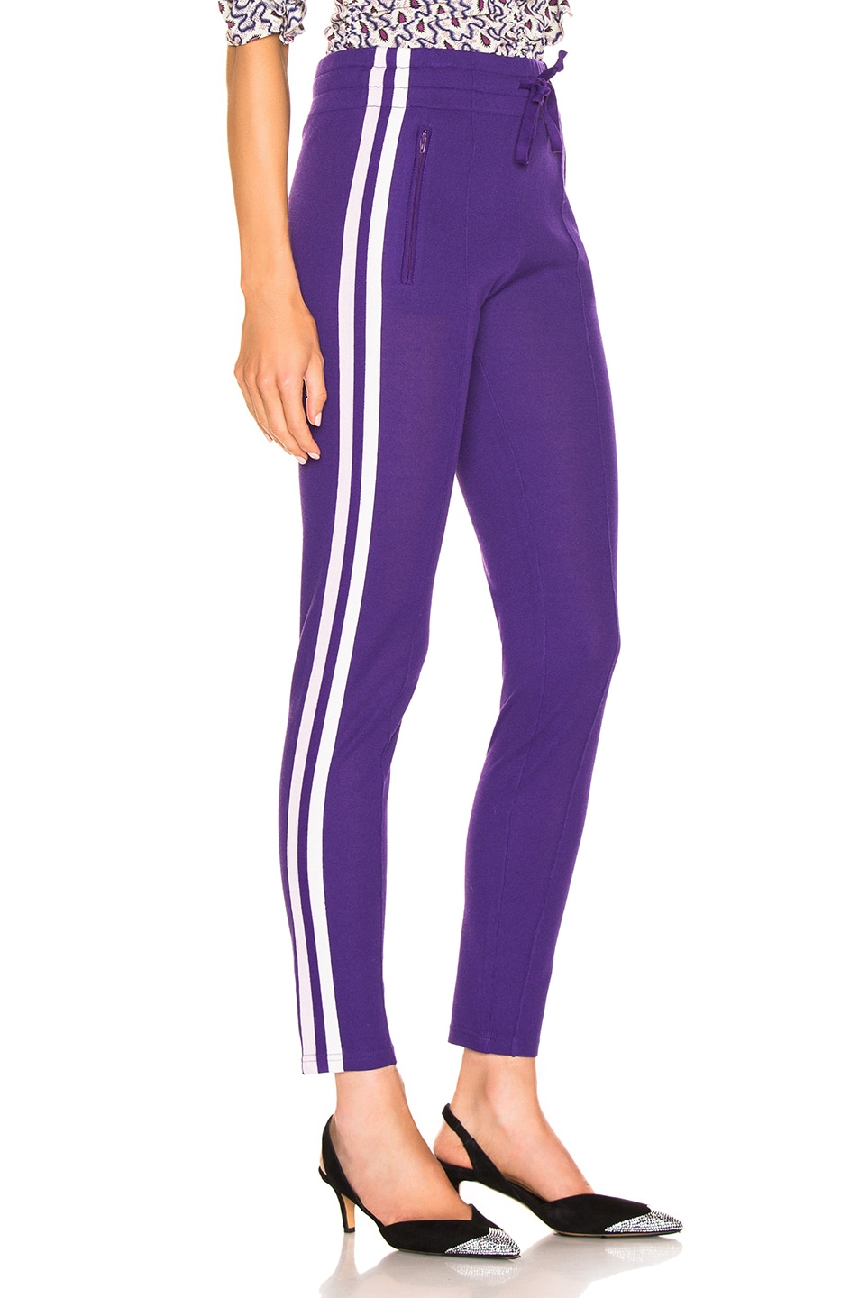 Image 3 of Isabel Marant Etoile Dario Pant in Purple