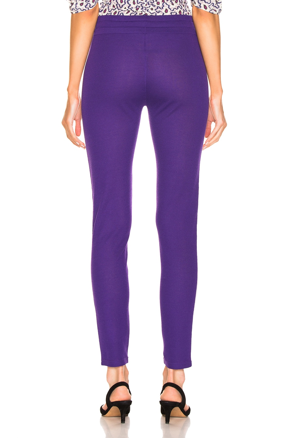 Image 4 of Isabel Marant Etoile Dario Pant in Purple