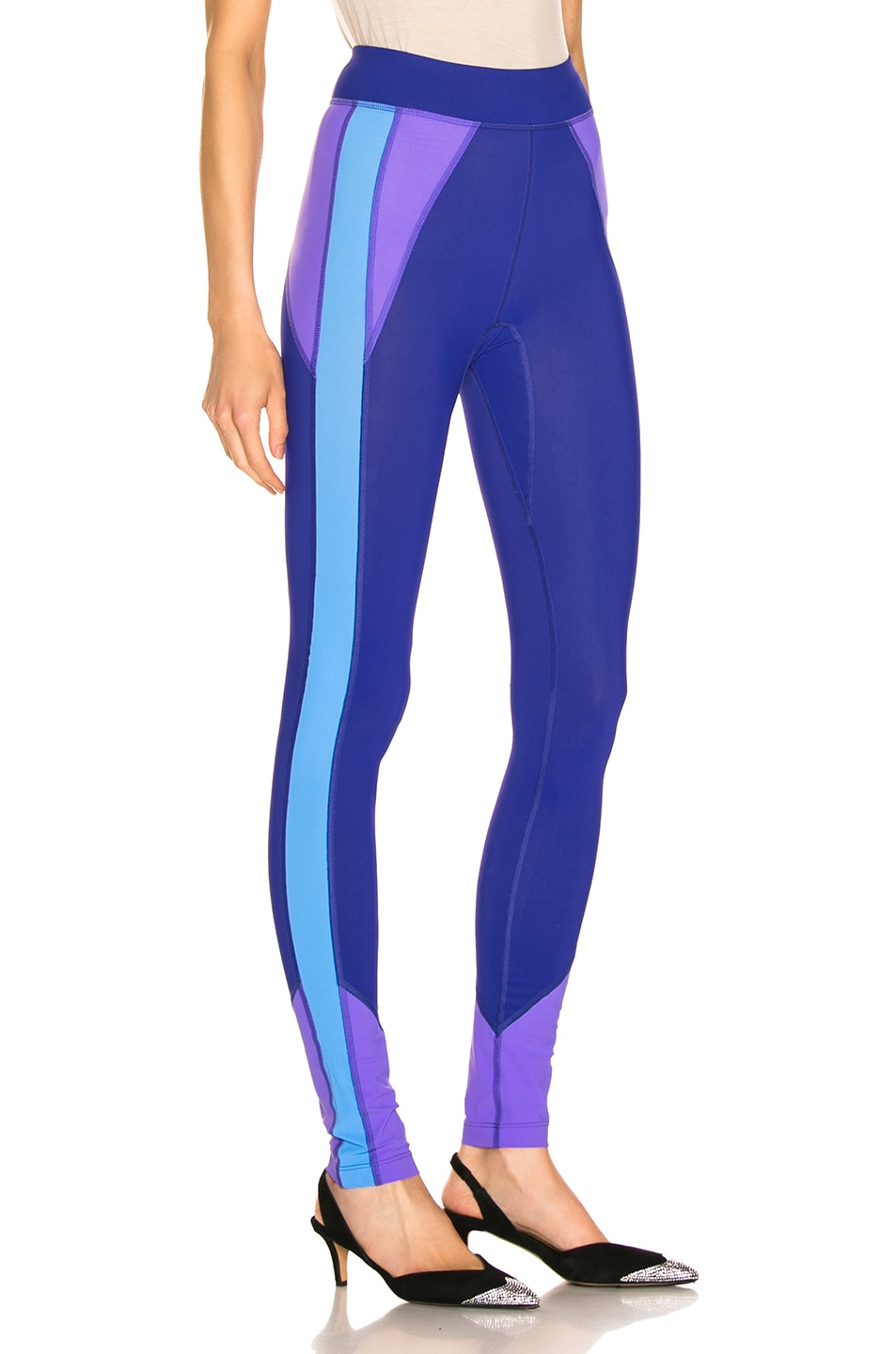 Image 3 of Isabel Marant Etoile Tiso Pant in Electric Blue