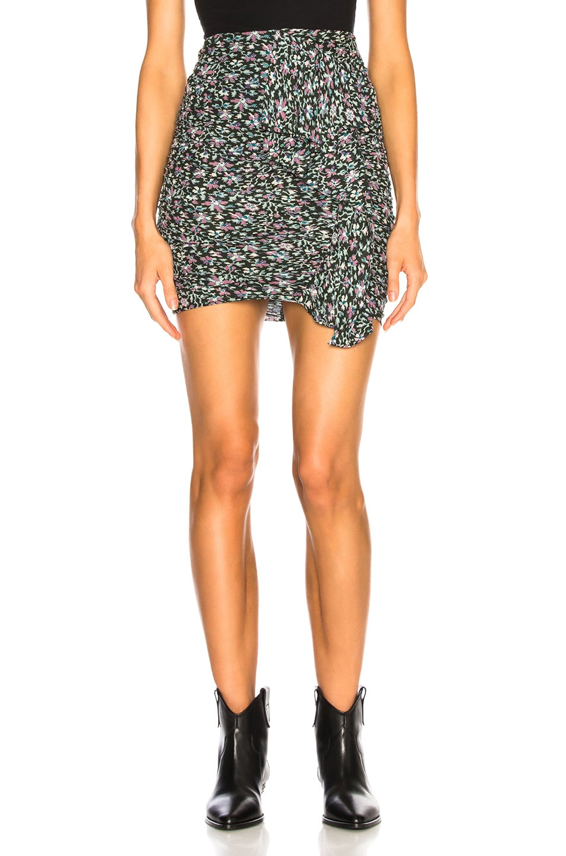 Image 1 of Isabel Marant Etoile Jerine Skirt in Multicolor