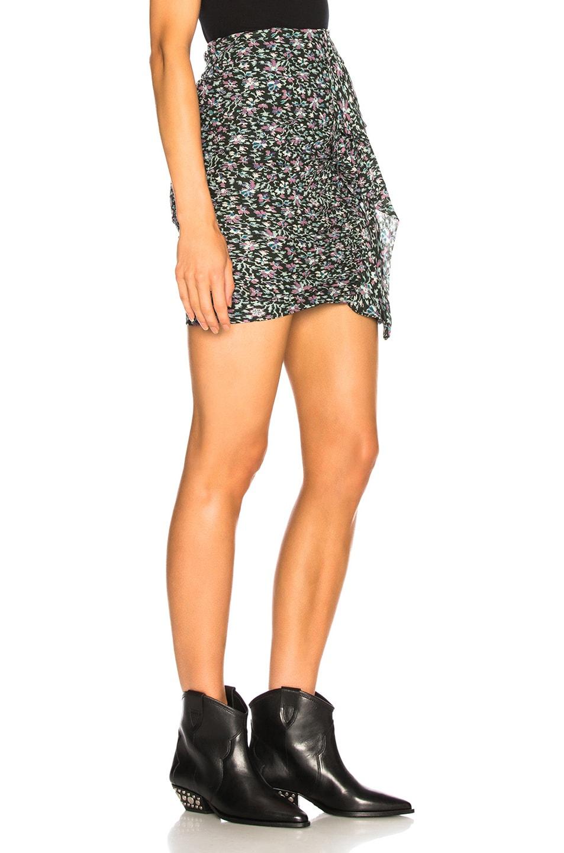 Image 2 of Isabel Marant Etoile Jerine Skirt in Multicolor