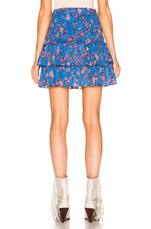 Image 3 of Isabel Marant Etoile Naomi Skirt in Blue