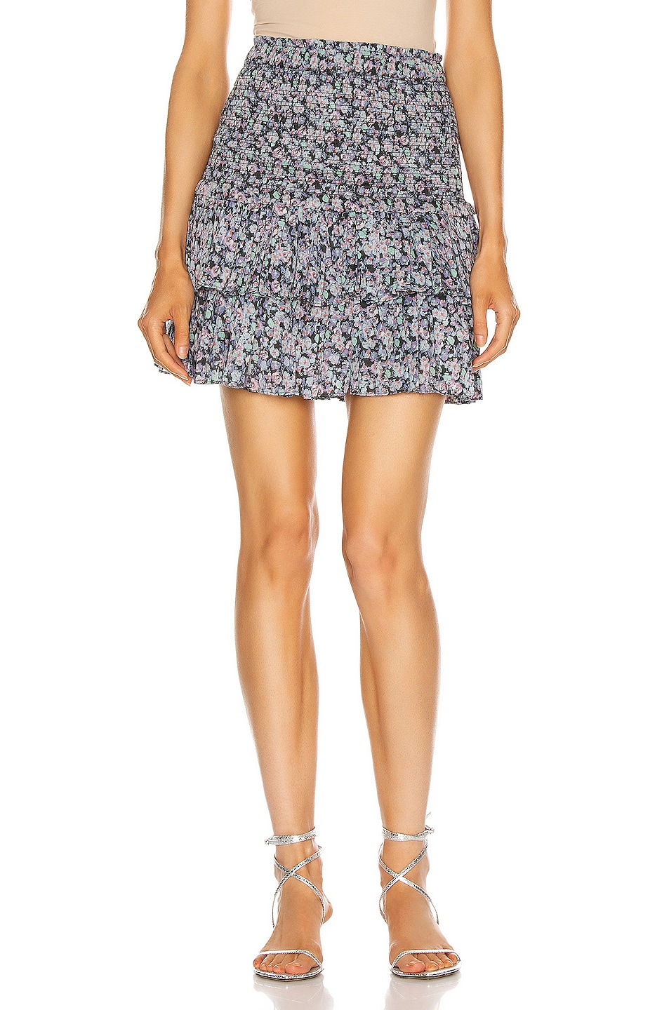 Image 1 of Isabel Marant Etoile Naomi Skirt in Multicolor