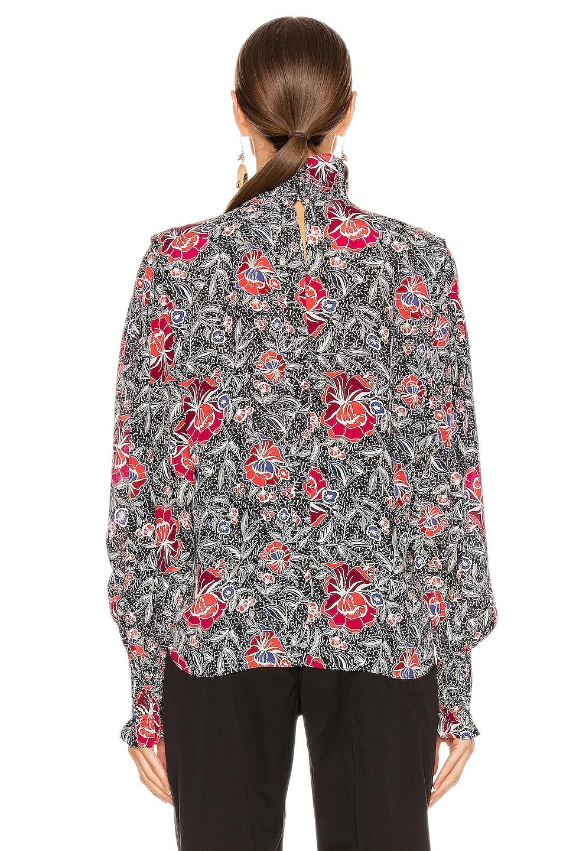 Image 3 of Isabel Marant Etoile Yoshi Top in Black