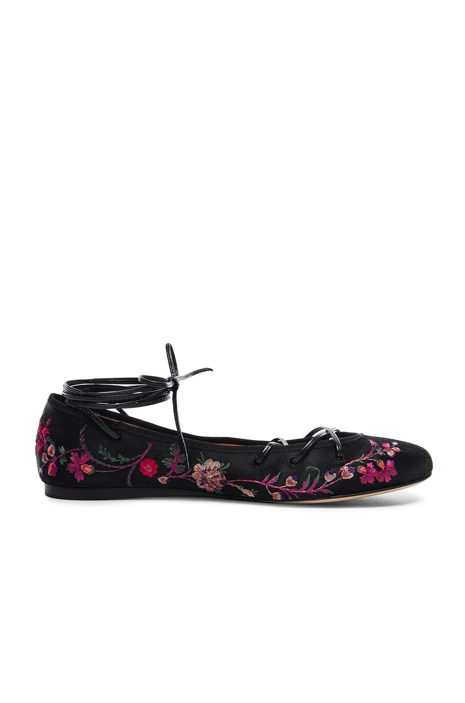 Image 1 of Etro Ballerina Flats in Black