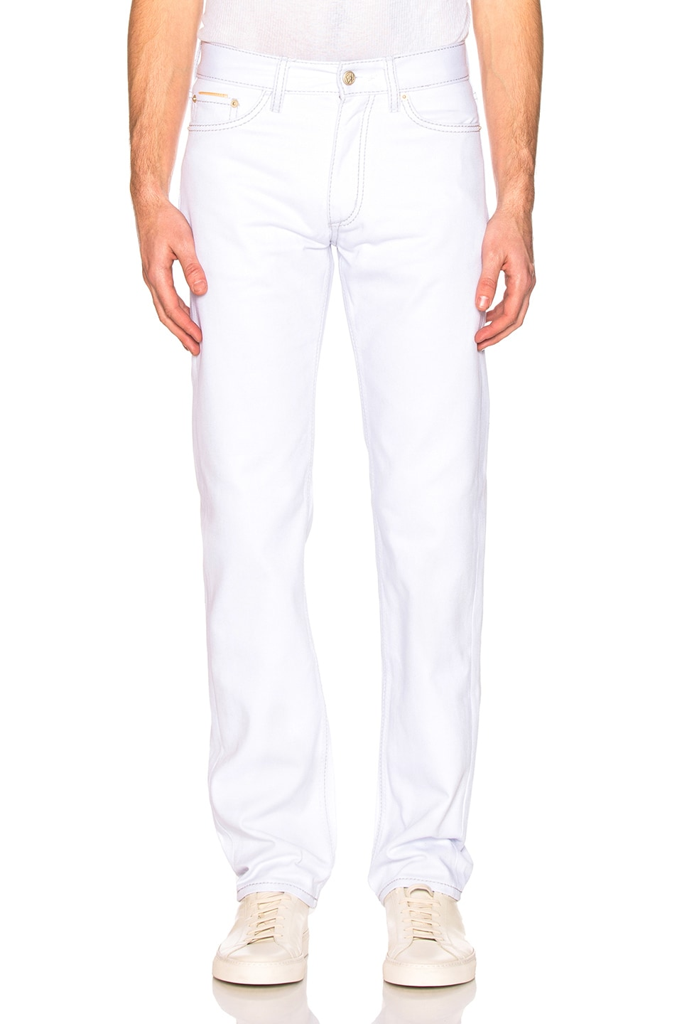 Image 1 of Eytys Cypress Twill Pant in White