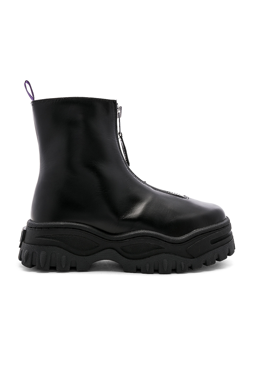 Image 1 of Eytys Raven Sneaker in Black