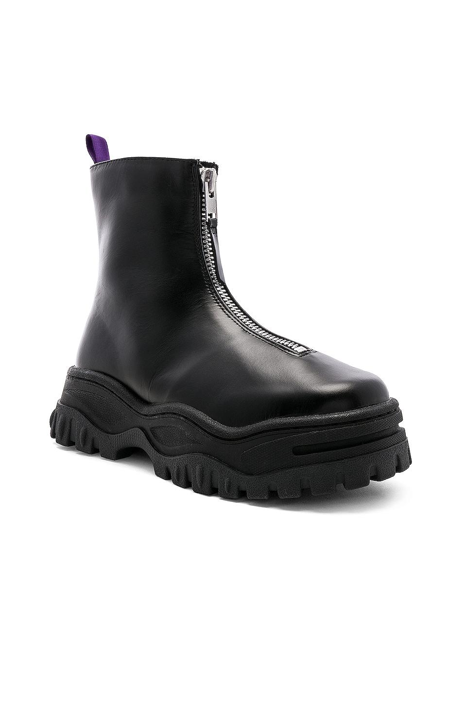 Image 2 of Eytys Raven Sneaker in Black