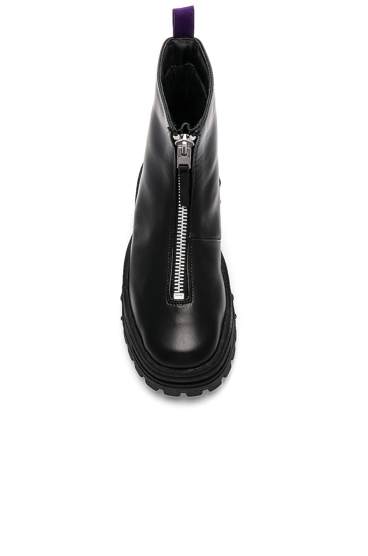 Image 4 of Eytys Raven Sneaker in Black