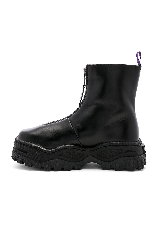 Image 5 of Eytys Raven Sneaker in Black