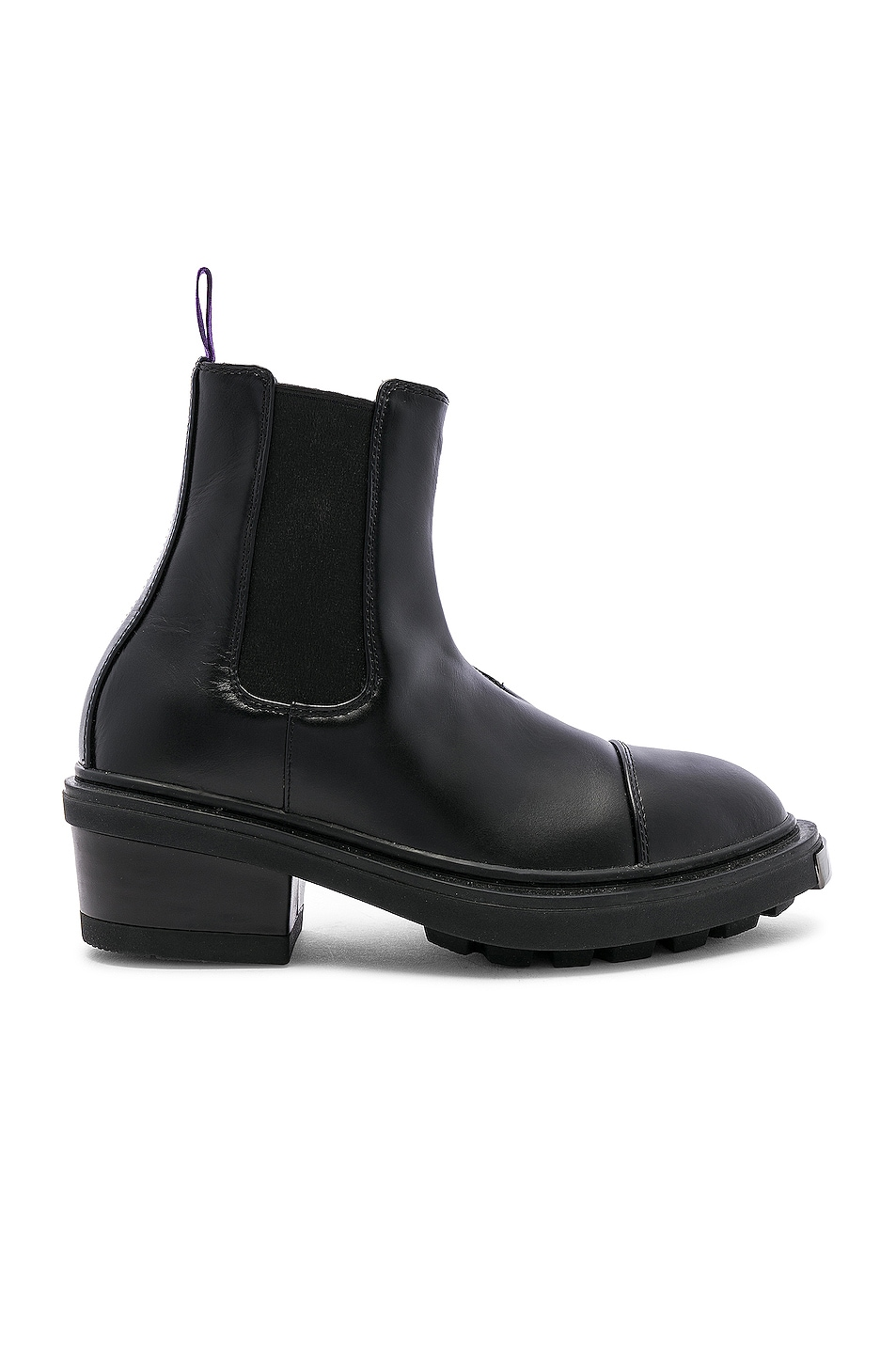 Image 1 of Eytys Nikita Leather Boot in Black