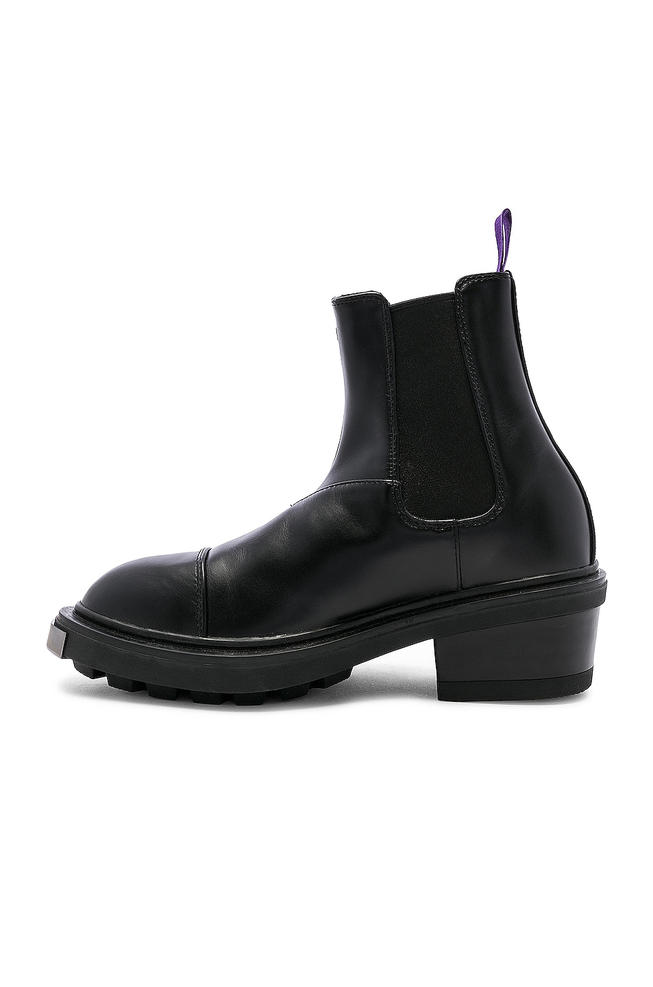 Image 5 of Eytys Nikita Leather Boot in Black