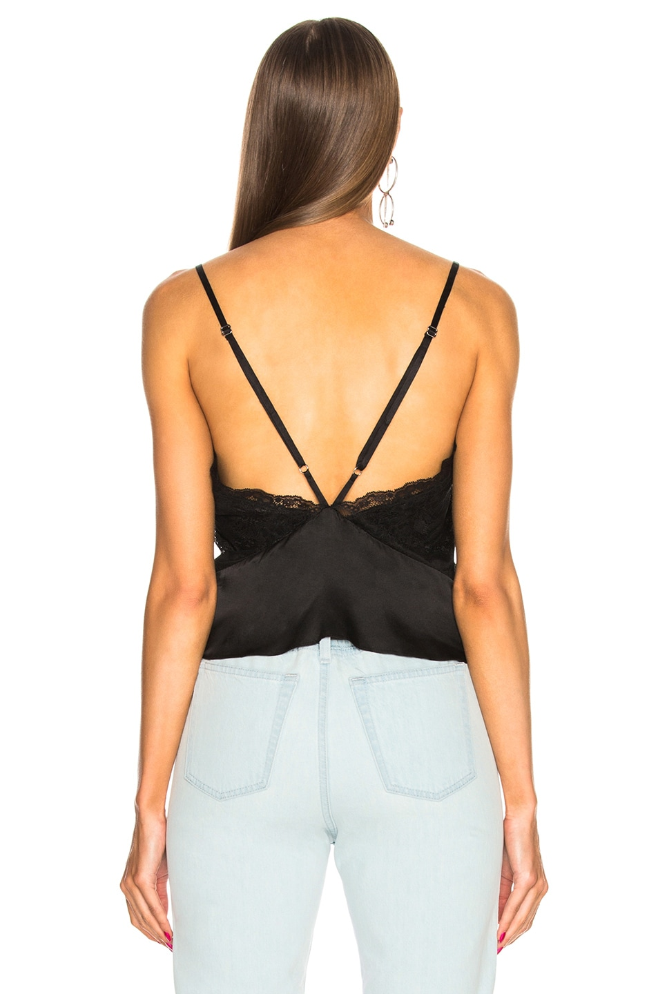 Image 4 of Faith Connexion Lace Top in Black