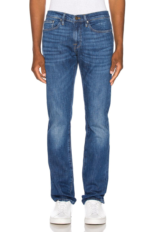 Image 1 of FRAME L'Homme Slim Jean in Verdugo