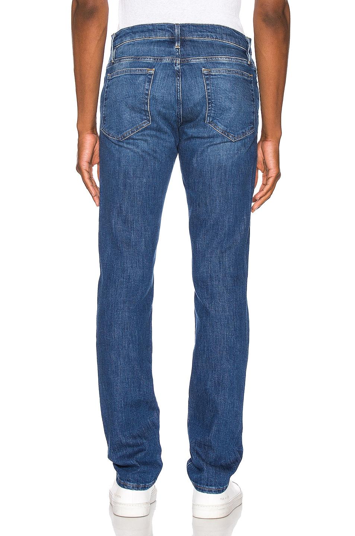 Image 3 of FRAME L'Homme Slim Jean in Verdugo
