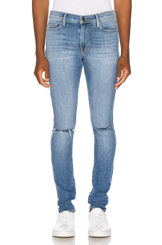 Image 1 of FRAME Jagger True Skinny Jean in CONRAD