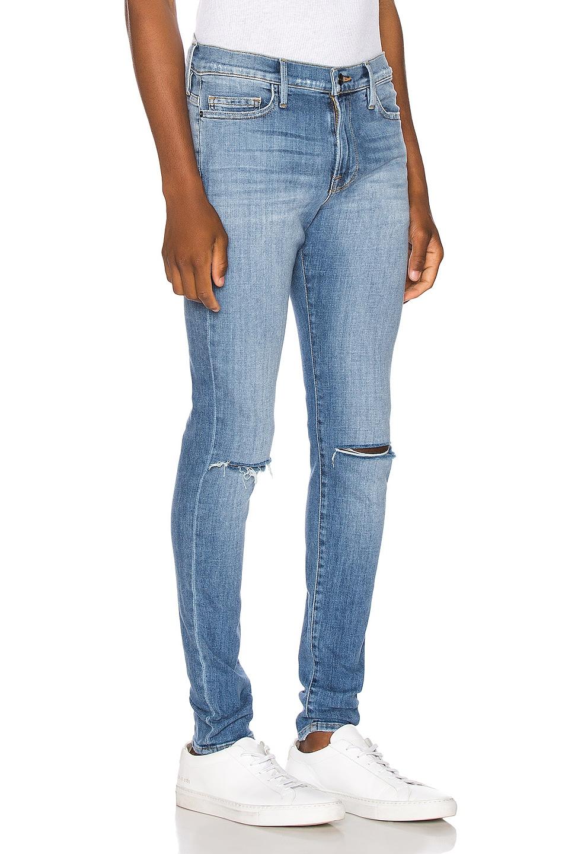 Image 2 of FRAME Jagger True Skinny Jean in CONRAD