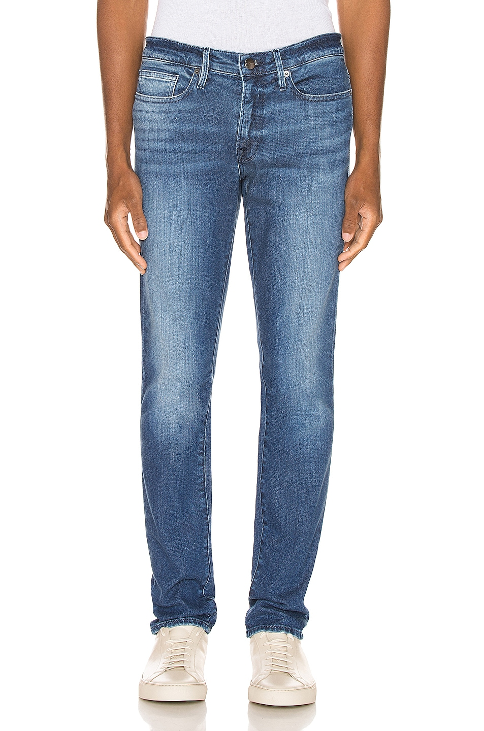 Image 1 of FRAME L'Home Skinny Jean in Castro