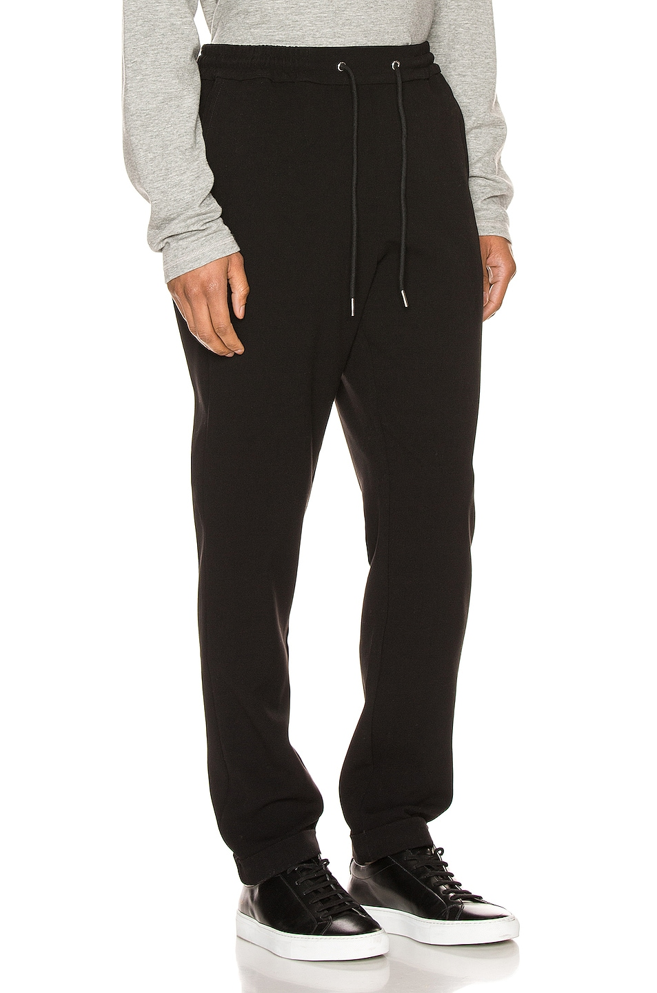 Image 2 of FRAME Travel Trouser in Black