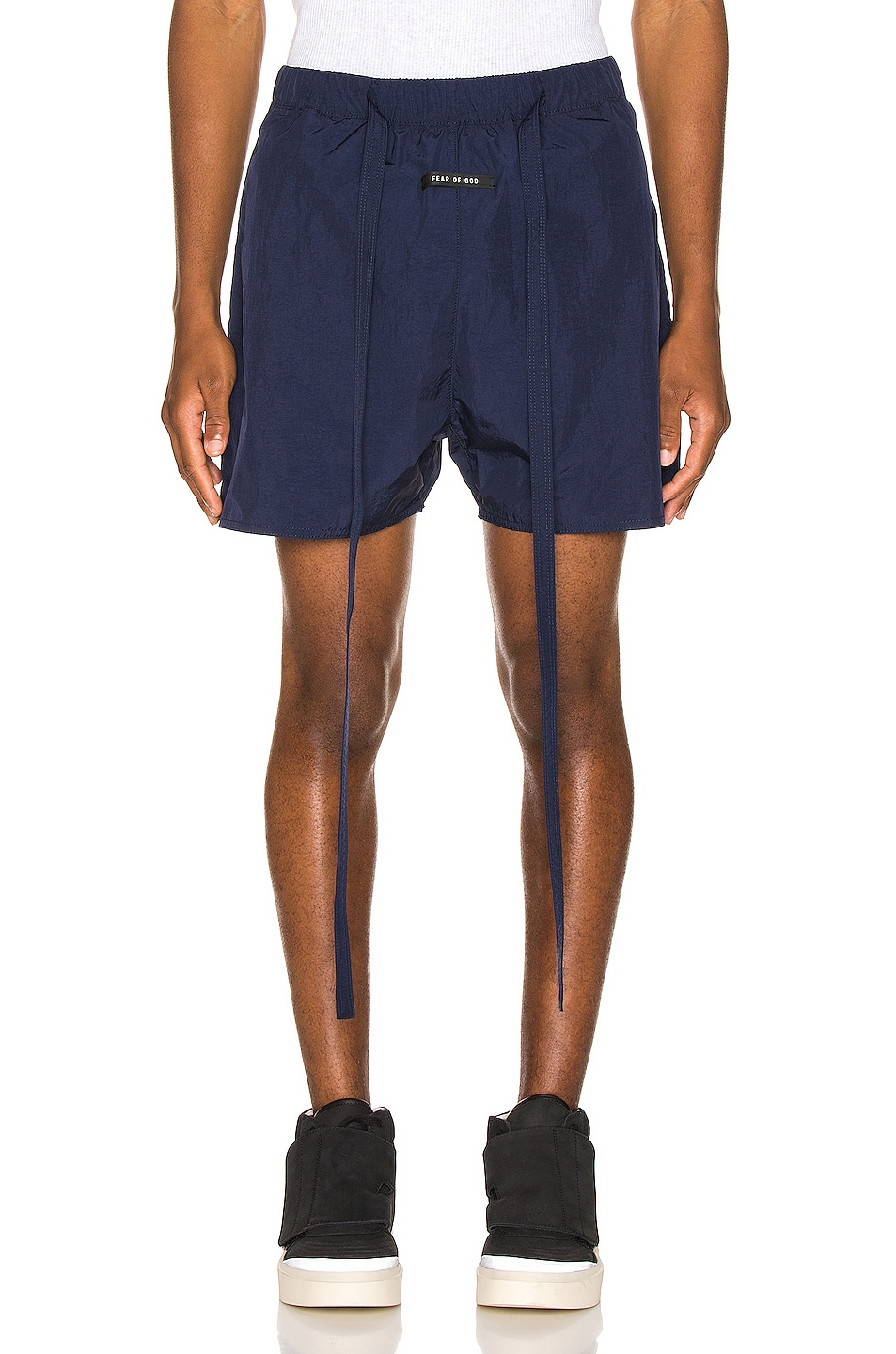 Image 1 of Fear of God Military Training Short in Navy
