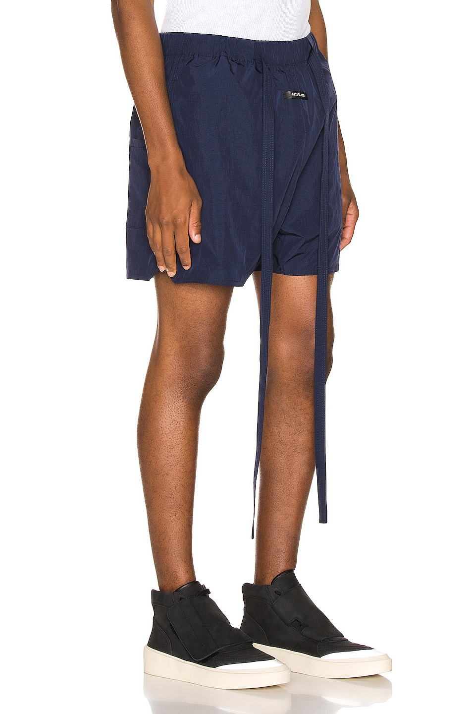 Image 2 of Fear of God Military Training Short in Navy
