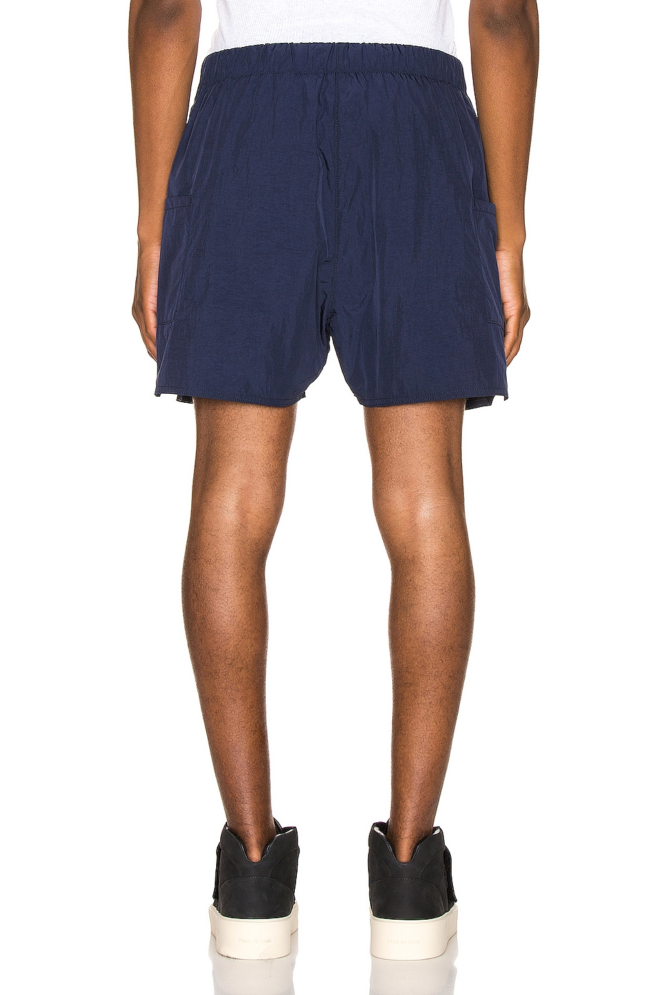 Image 3 of Fear of God Military Training Short in Navy