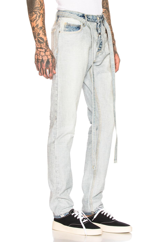 hot sale Fear of God Inside Out Slim Jean Vintage Indigo