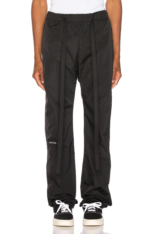 Fear Of God Pants Baggy Nylon Pant