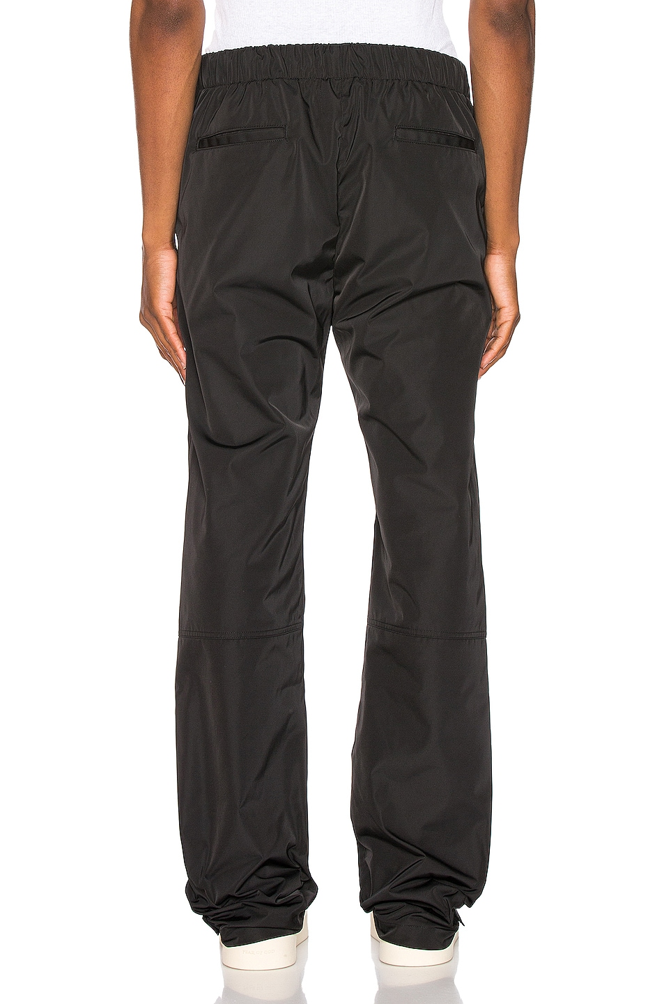 Image 3 of Fear of God Baggy Nylon Pant in Black