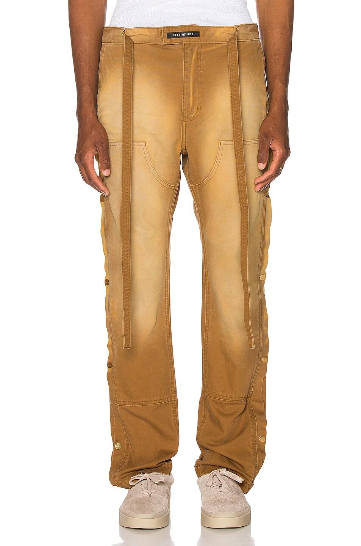 Fear Of God Pants Tearaway Work Pant