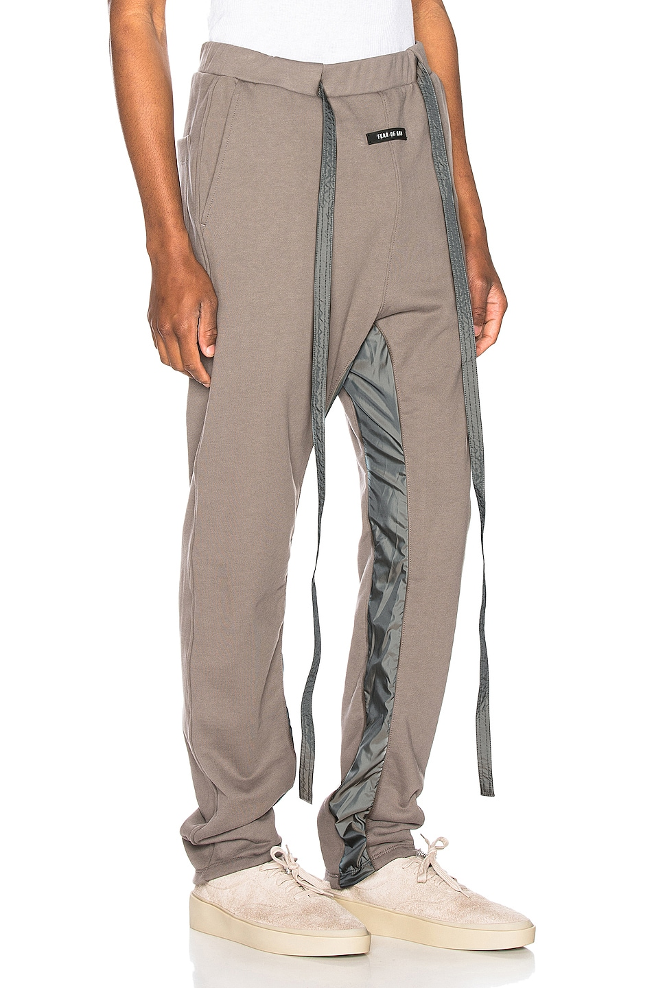 Image 3 of Fear of God Relaxed Sweatpant in God Grey