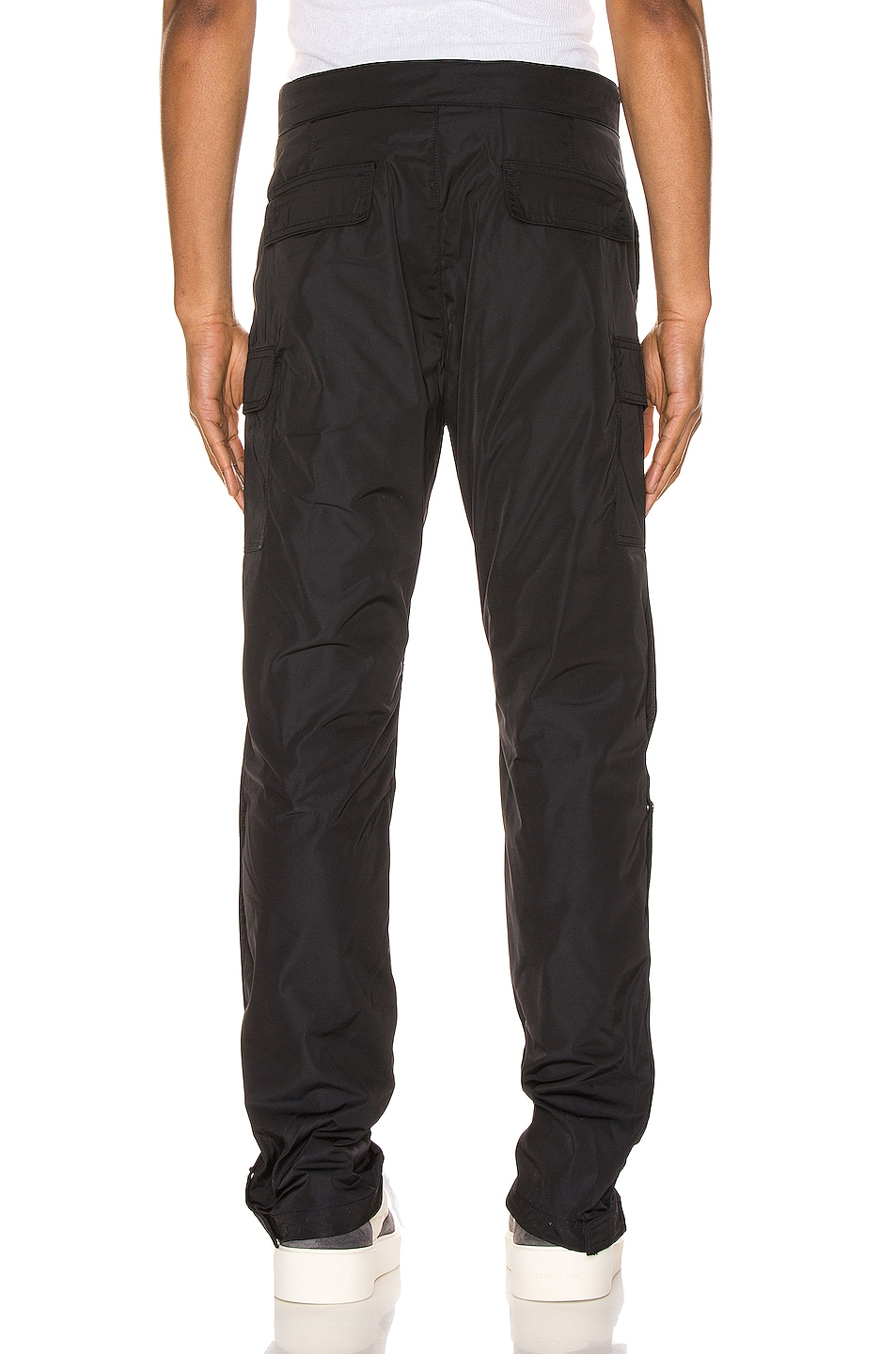 Image 4 of Fear of God Nylon Cargo Pant in Navy