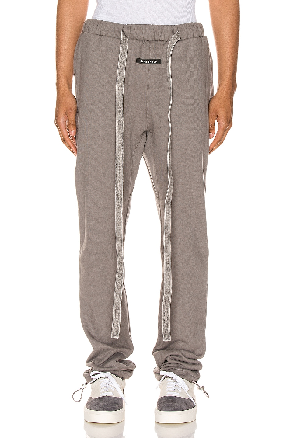Image 1 of Fear of God Core Sweatpants in God Grey