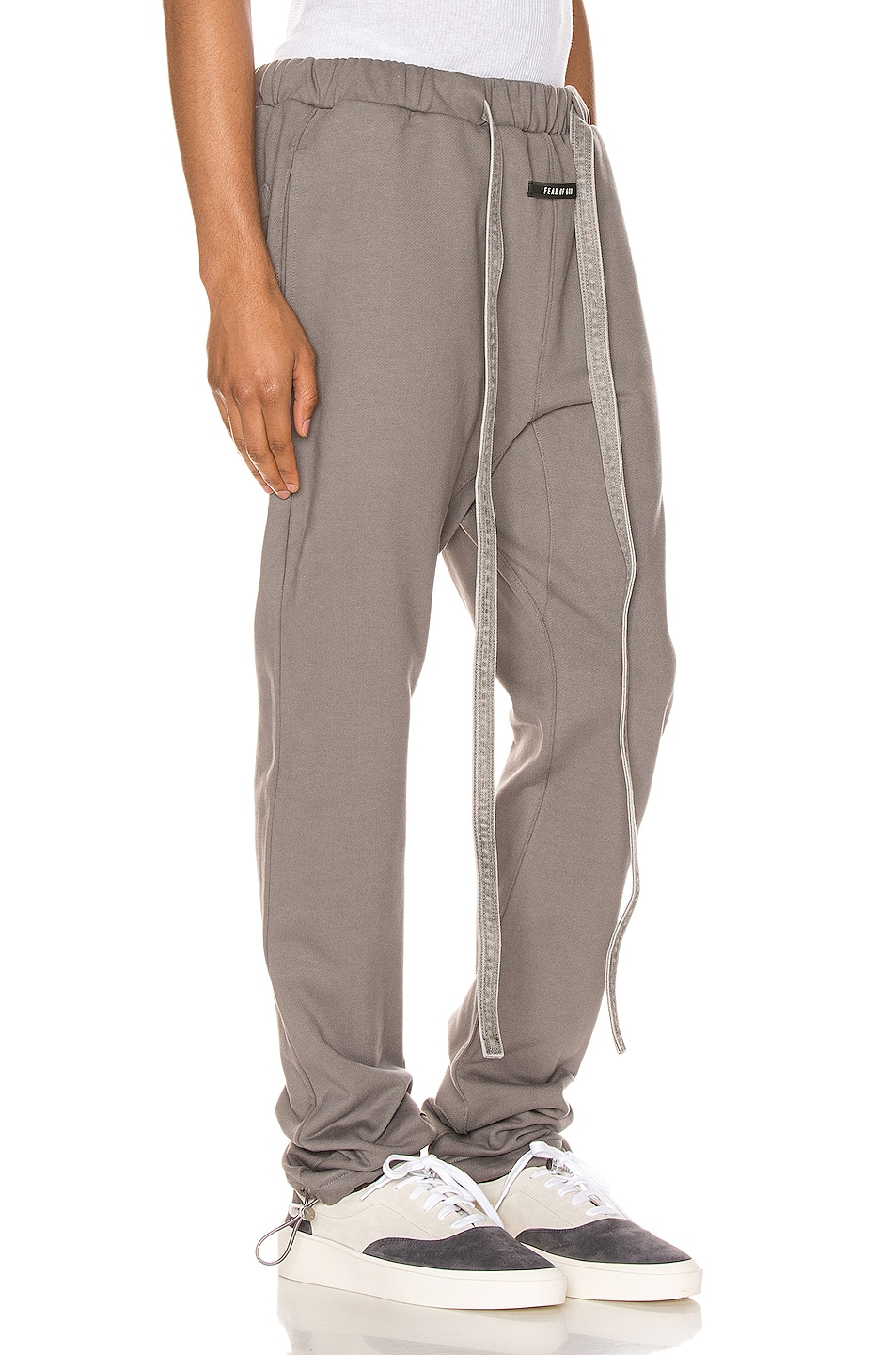 Image 2 of Fear of God Core Sweatpants in God Grey
