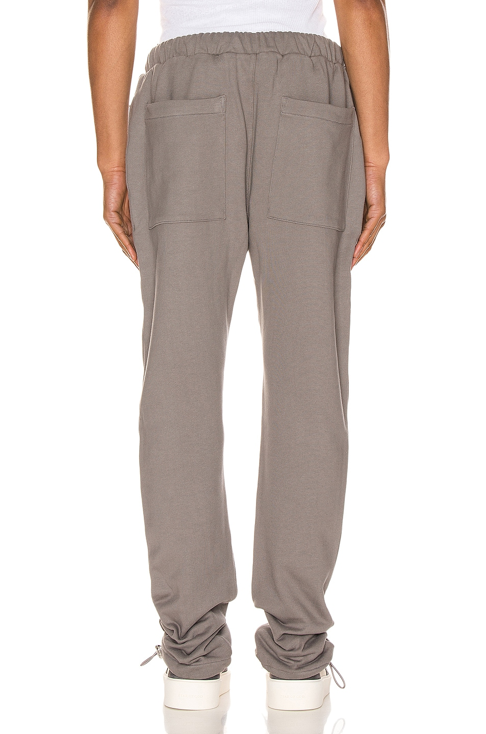 Image 3 of Fear of God Core Sweatpants in God Grey