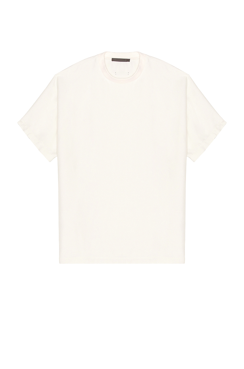 Image 1 of Fear of God Satin Tee in Cream