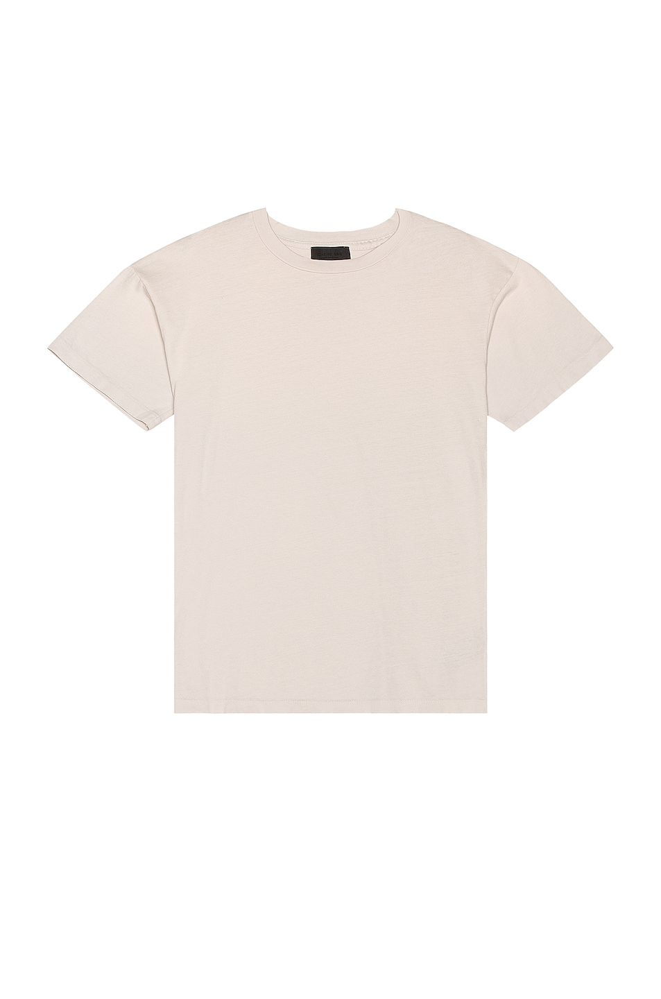 Image 1 of Fear of God Perfect Vintage Tee in Vintage Concrete White