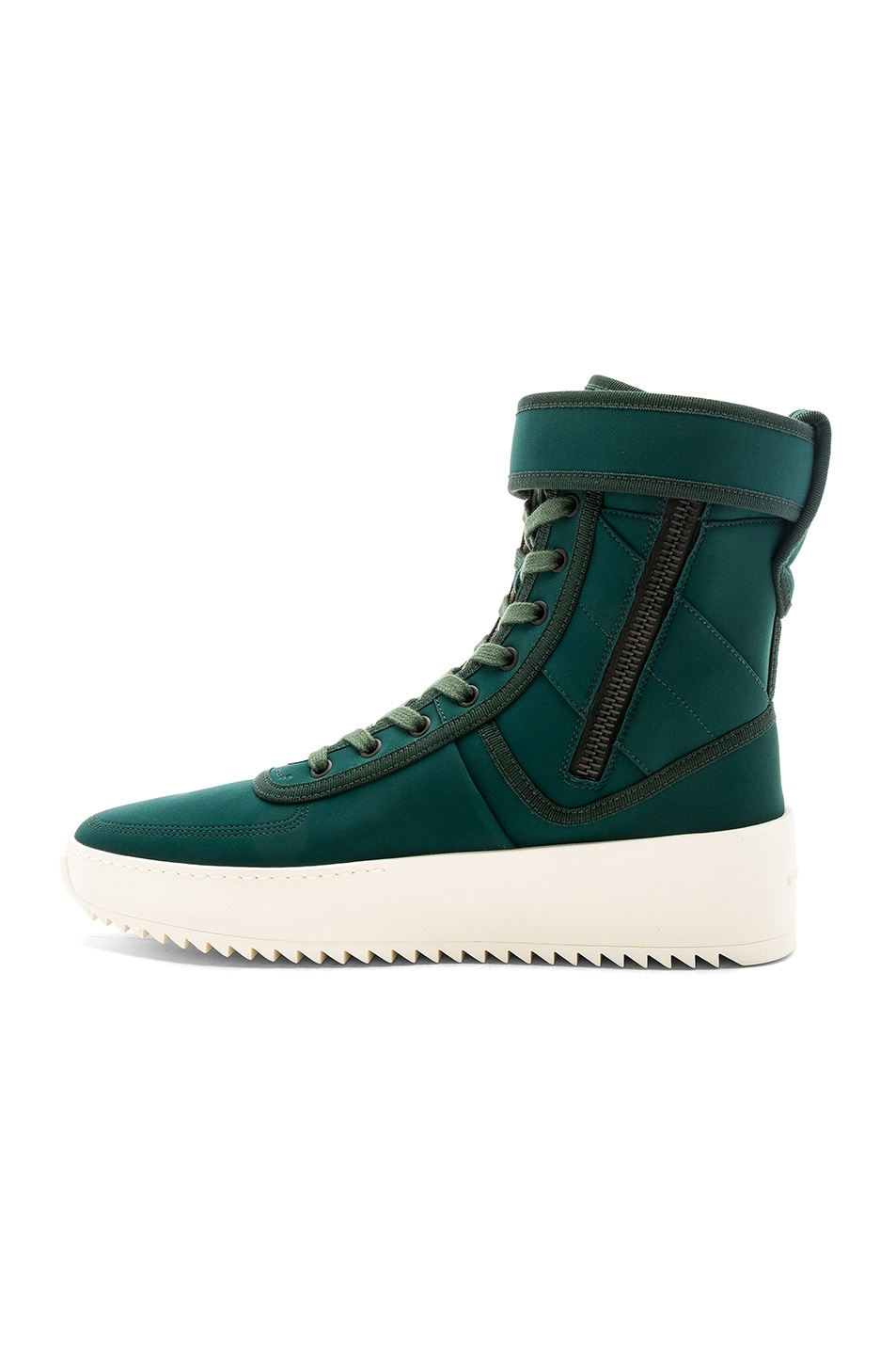 Military Nylon High-top Sneakers - Bright blueFear of God s29S88S5