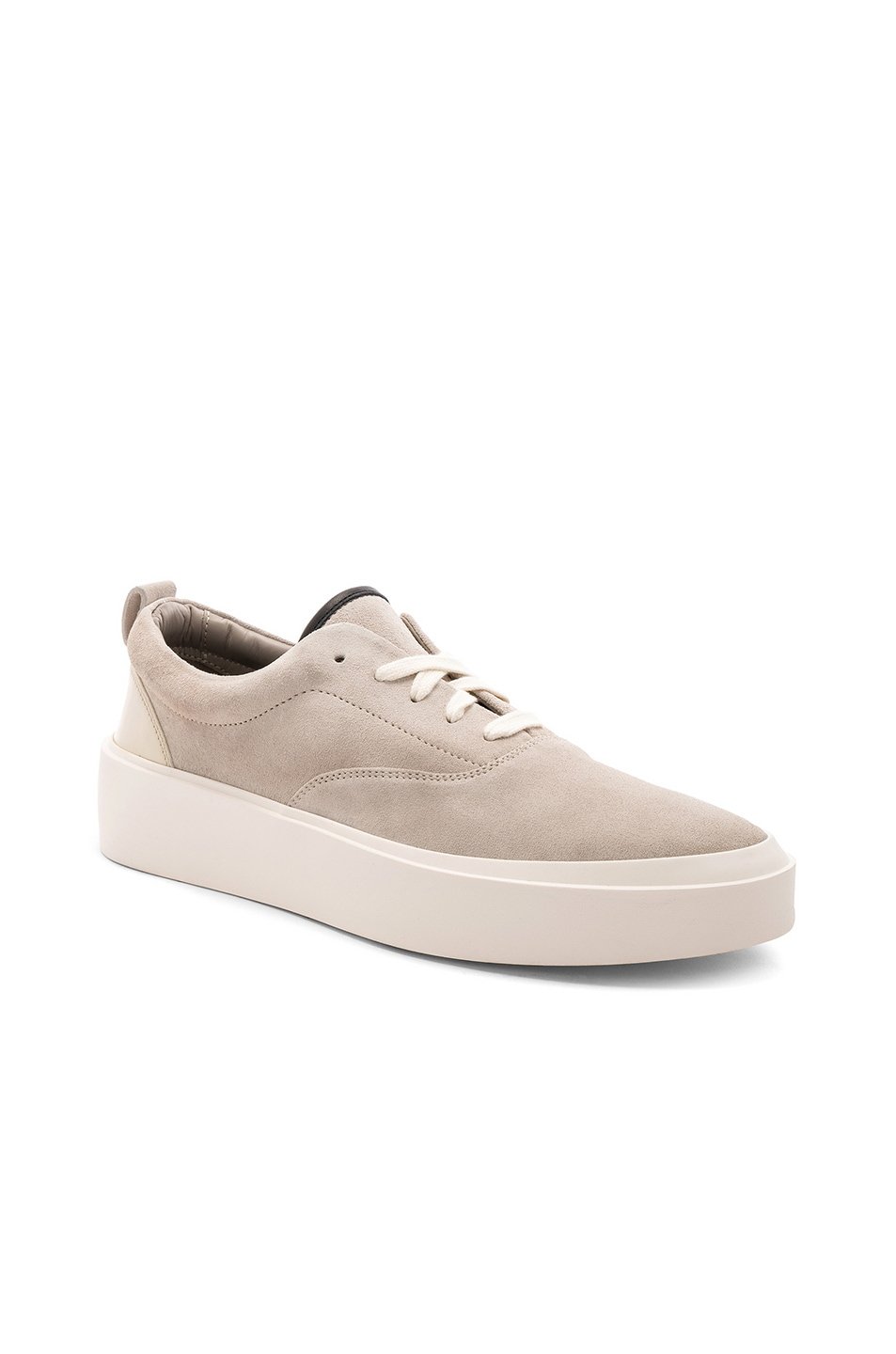 Image 1 of Fear of God Suede 101 Lace Up in Bone