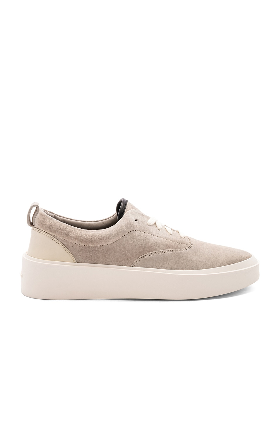 Image 2 of Fear of God Suede 101 Lace Up in Bone