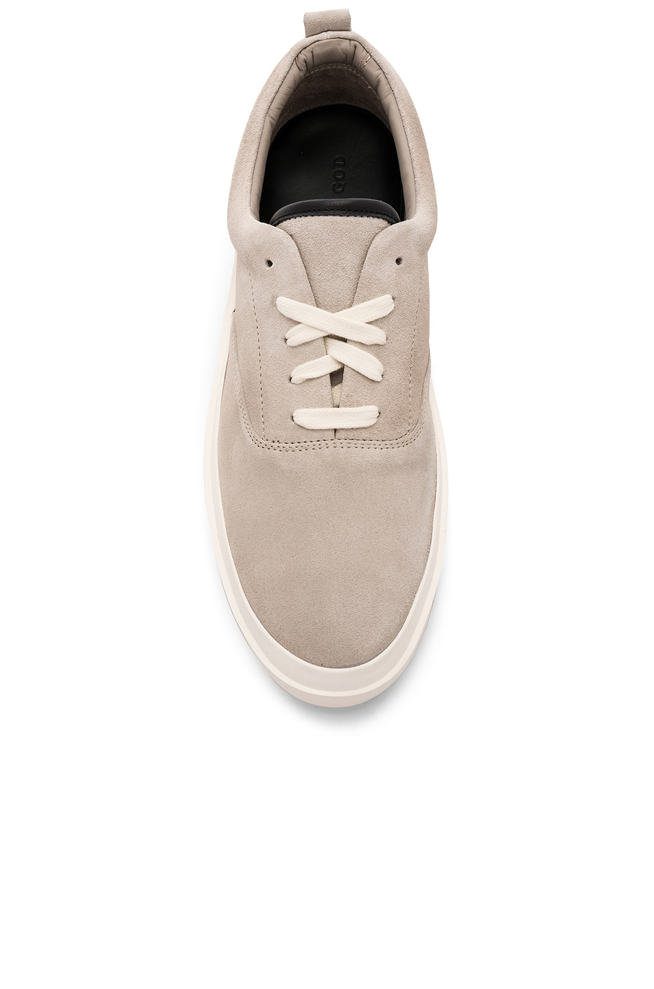 Image 4 of Fear of God Suede 101 Lace Up in Bone