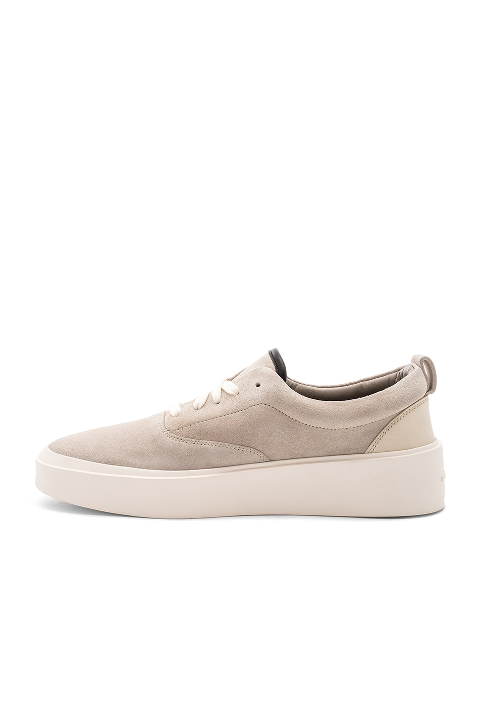 Image 5 of Fear of God Suede 101 Lace Up in Bone