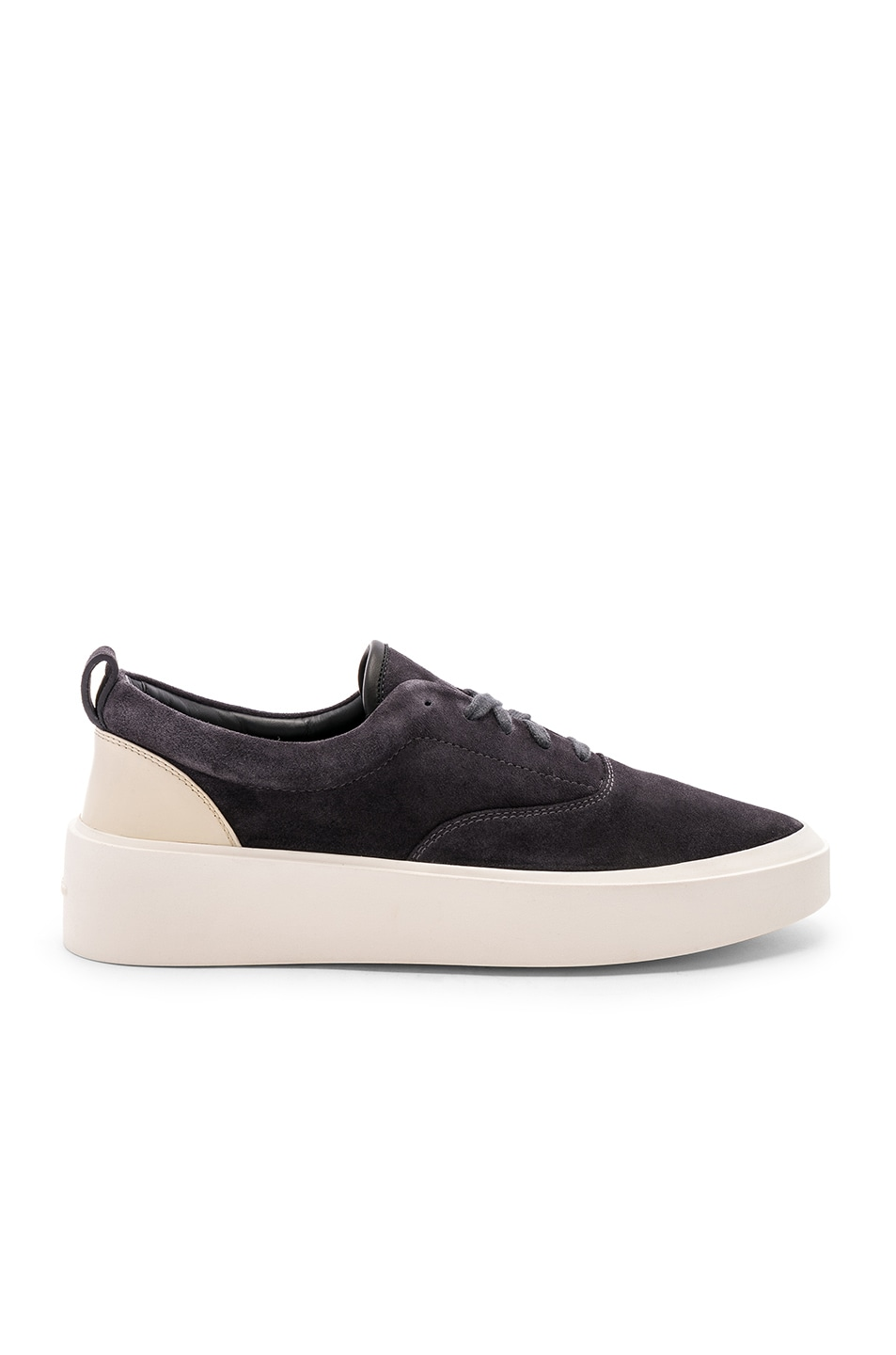 Image 2 of Fear of God Suede 101 Lace Up in Vintage Black