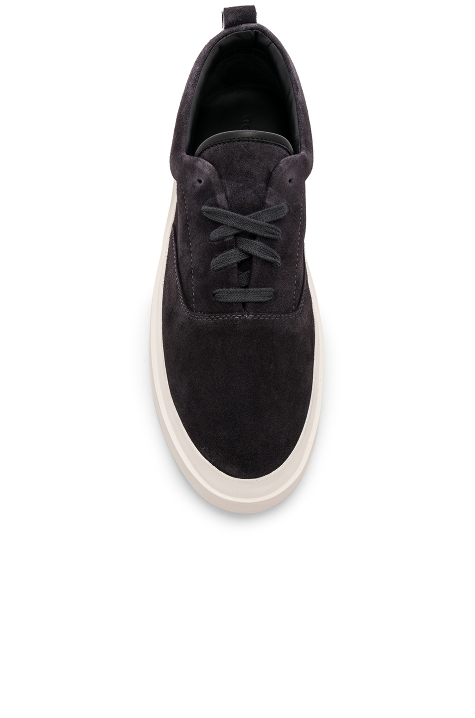 Image 4 of Fear of God Suede 101 Lace Up in Vintage Black