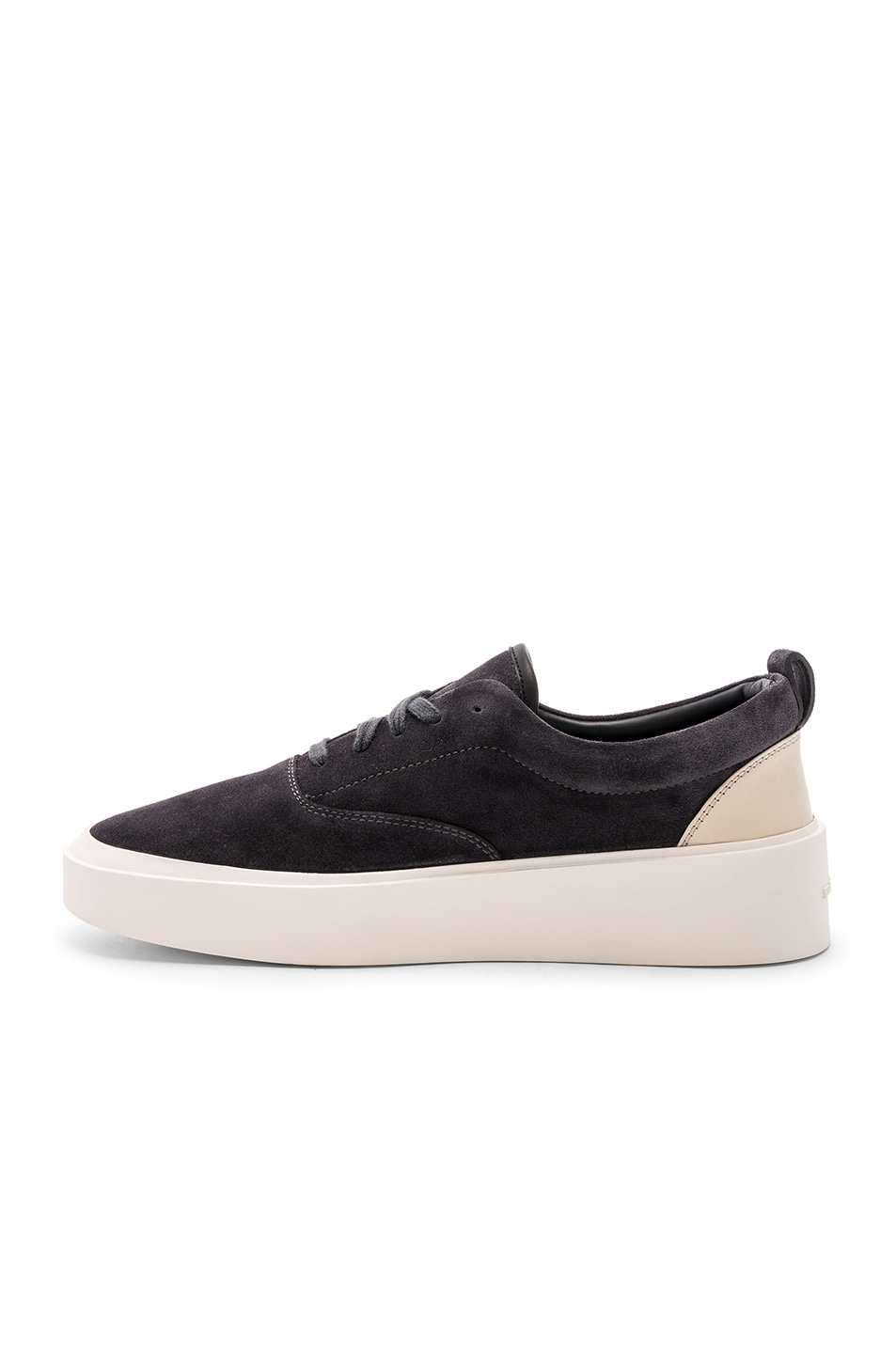 Image 5 of Fear of God Suede 101 Lace Up in Vintage Black