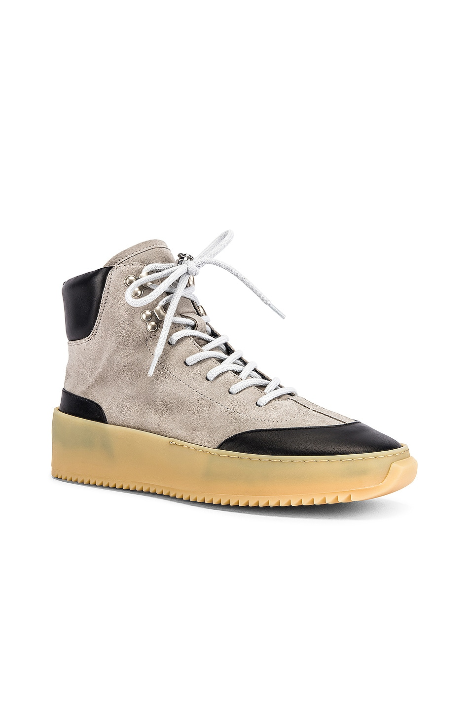 Image 1 of Fear of God 6th Collection Hiker in God Grey & Black