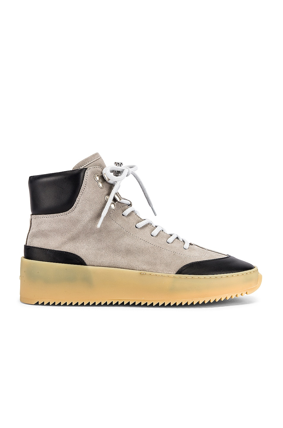 Image 2 of Fear of God 6th Collection Hiker in God Grey & Black