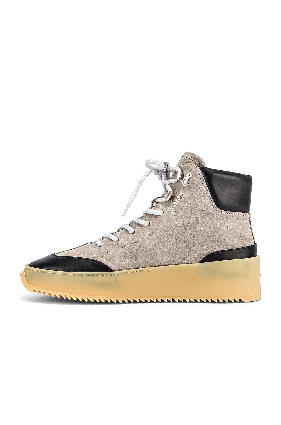 Image 5 of Fear of God 6th Collection Hiker in God Grey & Black